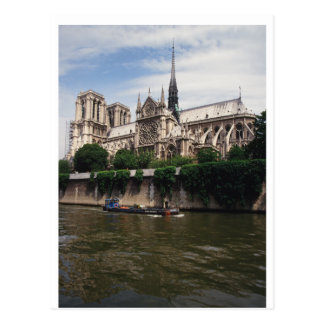 Cathedral Notre-Dame, Paris Postcard