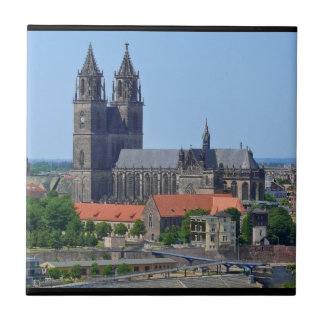 Cathedral of Magdeburg 001.02 Tile