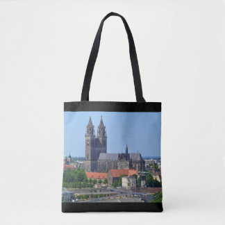 Cathedral of Magdeburg 001.02 Tote Bag