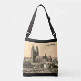Cathedral of Magdeburg 001.T.F.03 Crossbody Bag