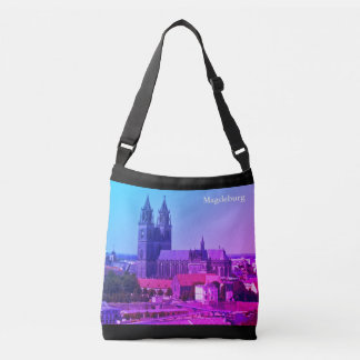 Cathedral of Magdeburg 001.T.F.6 Crossbody Bag
