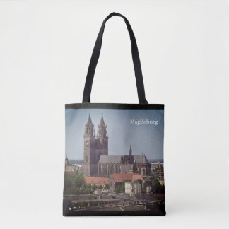 Cathedral of Magdeburg 01.T.F.06 Tote Bag
