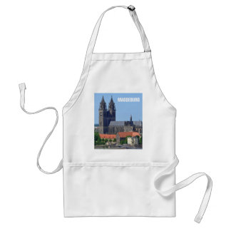 Cathedral of Magdeburg 02.2.T Standard Apron