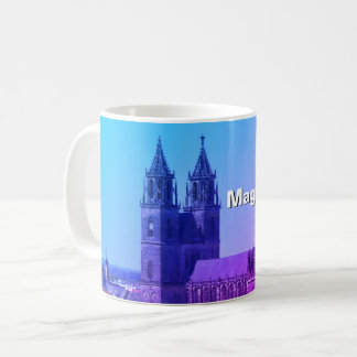 Cathedral of Magdeburg 02.T.3.8 Coffee Mug