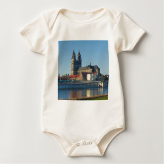 Cathedral of Magdeburg 03.01 Baby Bodysuit