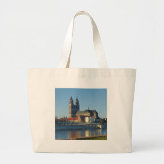 Cathedral of Magdeburg 03.01 Large Tote Bag