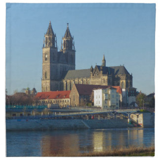 Cathedral of Magdeburg 03.01 Napkin