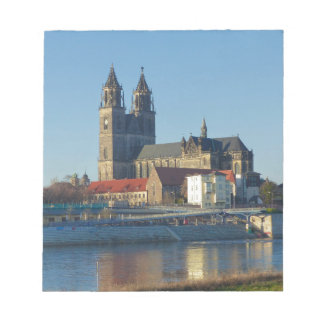 Cathedral of Magdeburg 03.01 Notepad