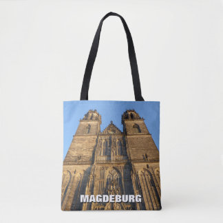 Cathedral of Magdeburg 04.2.T Tote Bag