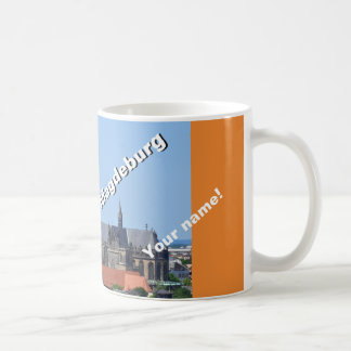 Cathedral of Magdeburg 2.8.T(P) Coffee Mug