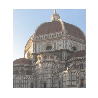 Cathedral of Saint Mary of the Flower in Florence Notepad