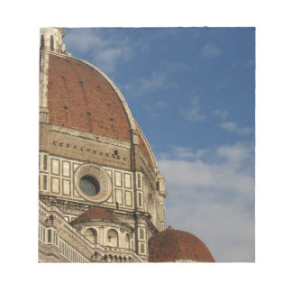 Cathedral of Saint Mary of the Flower in Florence Notepads