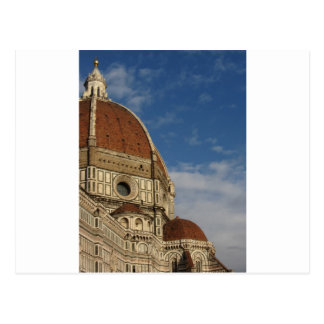 Cathedral of Saint Mary of the Flower in Florence Postcard