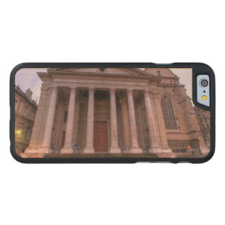 Cathedral of Saint Peter of Geneva Carved Maple iPhone 6 Case