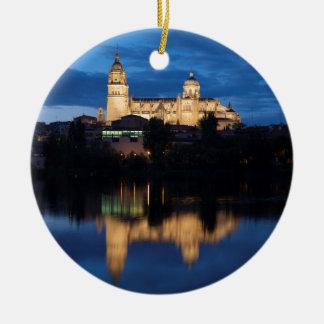 Cathedral of Salamanca Ceramic Ornament