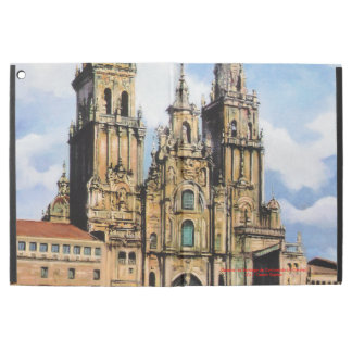 "Cathedral of Santiago de Compostela (To Corunna) iPad Pro 12.9"" Case"