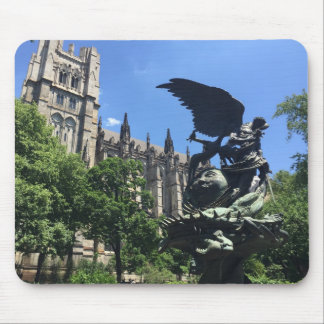 Cathedral of St. John the Divine, New York City NY Mouse Pad