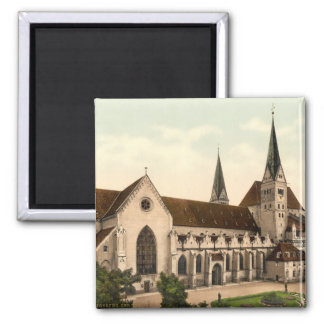 Cathedral of the Virgin Mary, Augsburg, Germany Magnet