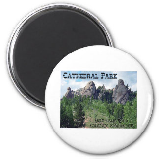 Cathedral Park Valley Magnet
