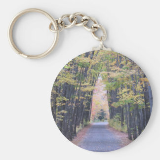 Cathedral Road Keychain
