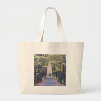 Cathedral Road Large Tote Bag
