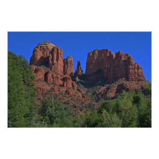 Cathedral Rock 601 Poster