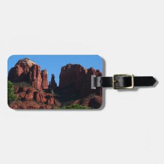 Cathedral Rock in Sedona Arizona Luggage Tag
