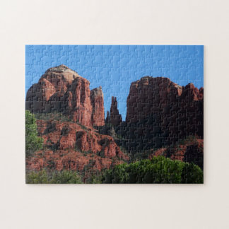 Cathedral Rock in Sedona Arizona Puzzles
