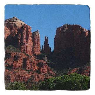 Cathedral Rock in Sedona Arizona Trivet