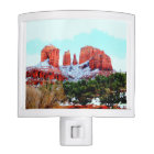 cathedral rock night light