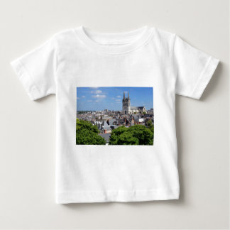 Cathedral Saint Maurice at Angers in France Baby T-Shirt