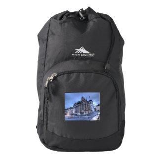 Cathedral Saint-Pierre, Peter, Geneva,Switzerland Backpack