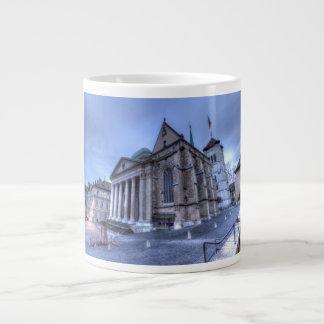 Cathedral Saint-Pierre, Peter, Geneva,Switzerland Giant Coffee Mug