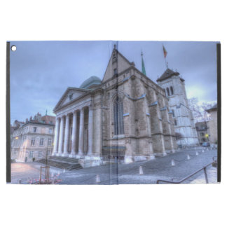"Cathedral Saint-Pierre, Peter, Geneva,Switzerland iPad Pro 12.9"" Case"