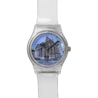 Cathedral Saint-Pierre, Peter, Geneva,Switzerland Wristwatch