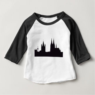 Cathedral Silhouette Baby T-Shirt