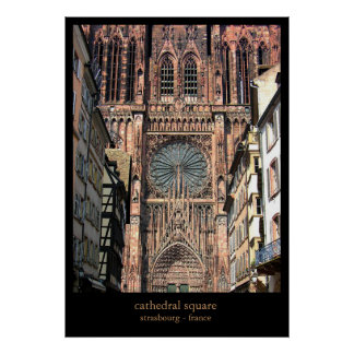 cathedral square poster