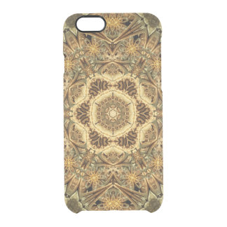 Cathedral Star Clear iPhone 6/6S Case