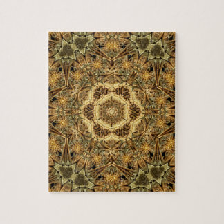 Cathedral Star Jigsaw Puzzle