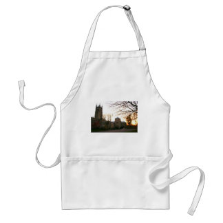 Cathedral Sunset Standard Apron