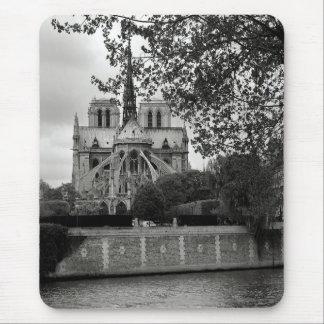 Cathédrale Mousepad de Notre Dame Tapis De Souris