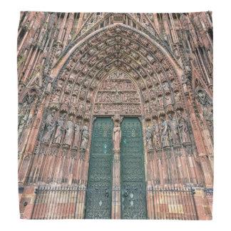 Cathedrale Notre-Dame, Strasbourg, France Bandana