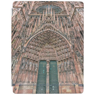 Cathedrale Notre-Dame, Strasbourg, France iPad Cover