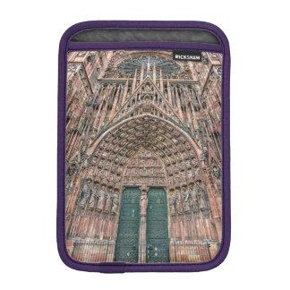Cathedrale Notre-Dame, Strasbourg, France iPad Mini Sleeve