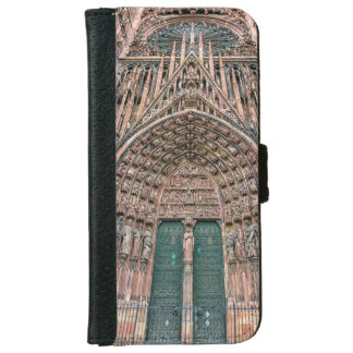 Cathedrale Notre-Dame, Strasbourg, France iPhone 6 Wallet Case