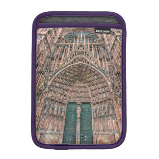 Cathedrale Notre-Dame, Strasbourg, France Sleeve For iPad Mini