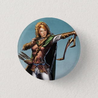 Catherine 1 Inch Round Button
