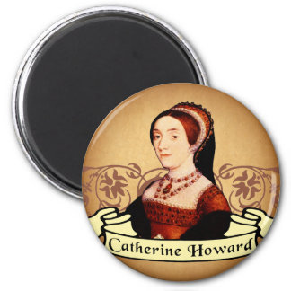 Catherine Howard Classic Magnet
