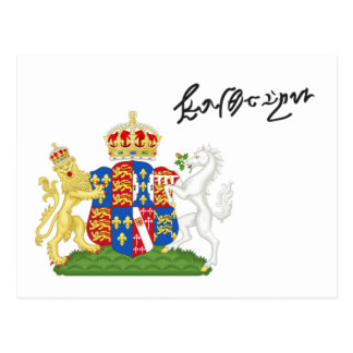 Catherine Howard Postcard