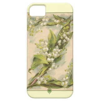 Catherine Klein Flower Alphabet Z Lily of Valley iPhone 5 Cover